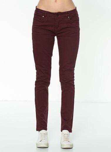 T-Box Pantolon Mürdüm